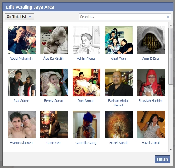 how to remove add friend option in facebook